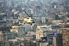 Setki tysięcy Egipcjan wyszło na ulicę (Zdjęcia: PB, Gorąca Linia RMF FM)