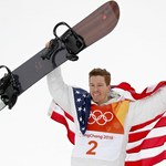 Setny złoty medal zimowych igrzysk dla USA. White po raz trzeci został mistrzem!