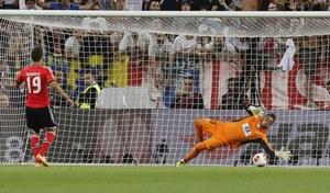 Sevilla FC - Benfica Lizbona 0-0, 4-2 w karnych w finale Ligi Europejskiej