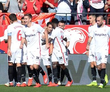 Sevilla FC - Levante UD 5-0 w 21. kolejce Primera