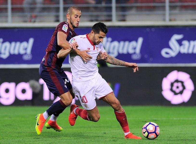 Sevilla zremisowała z Eibar 1-1 /AFP