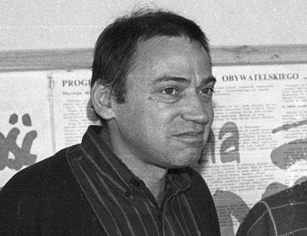 Seweryn Blumsztajn nie został wpuszczony do kraju /Tomasz Wierzejski /Fotonova