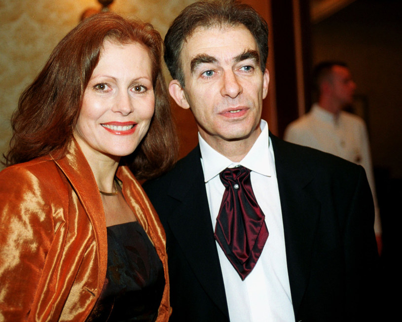 Seweryn i Elżbieta Krajewscy /Wojtek Stein /Reporter