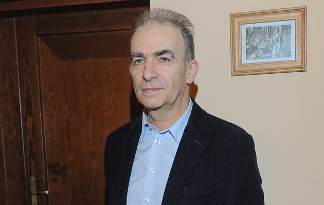 Seweryn Krajewski, fot.Andras Szilagyi  /MWMedia