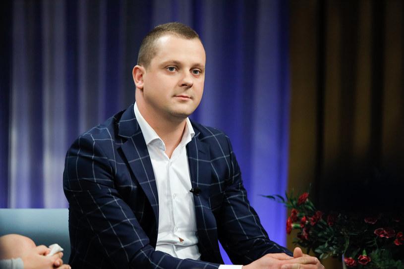 """Seweryn Nowak, uczestnik """"Rolnik szuka żony 6"""" /Niemiec /AKPA"""