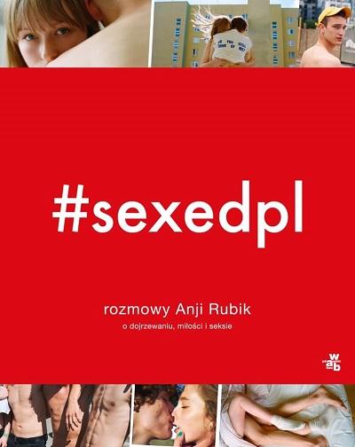 """""""sexedpl"""" - okładka książki /materiały prasowe"""