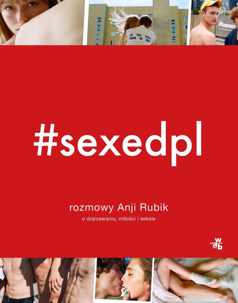 #SEXEDPL. Rozmowy Anji Rubik  o dojrzewaniu, miłości i seksie, Anja Rubik /materiały prasowe