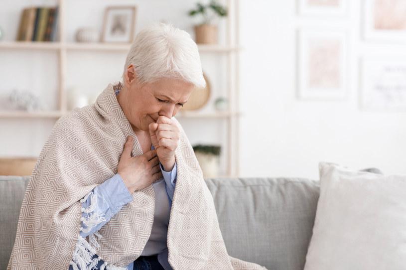 Sezon grypowy właśnie się zaczął /123RF/PICSEL