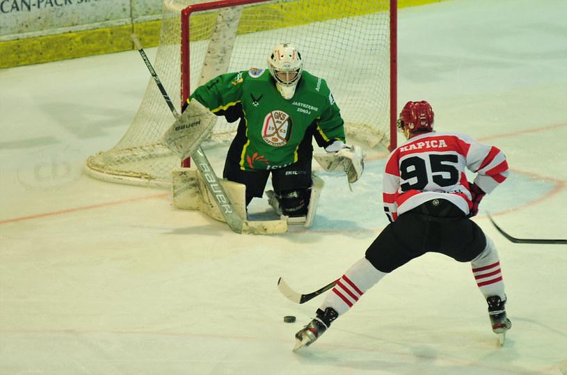 Sezon hokejowy dobiegł końca /Sławek Chojnacki /INTERIA.PL