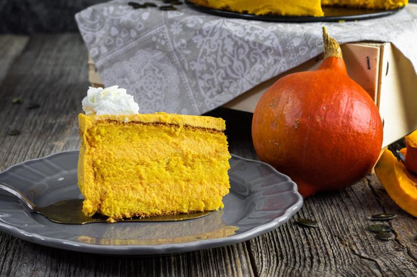 Sezon na dynię pozwala na stworzenie przepysznego ciasta! /123RF/PICSEL