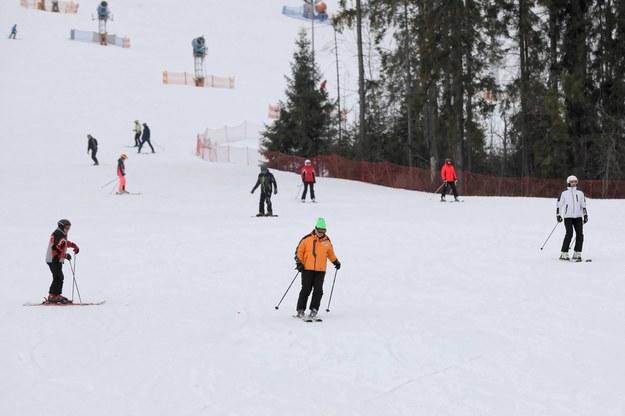 Sezon narciarski pod znakiem zapytania. Rząd obawia się wzrostu zakażeń koronawirusem / Grzegorz Momot    /PAP