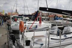 Sezon żeglarski na Mazurach rozpoczęty!