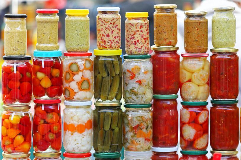 sfermentowane warzywa /© Photogenica