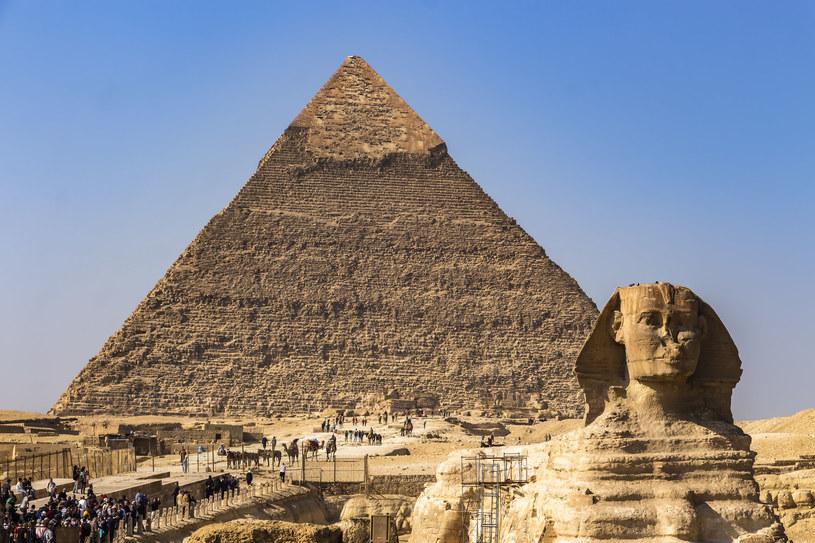 Sfinks to jedna z najczęściej odwiedzanych atrakcji Egiptu /123RF/PICSEL
