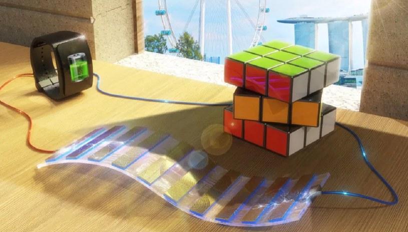 Shadow-Effect Energy Generator (SEG) /materiały prasowe