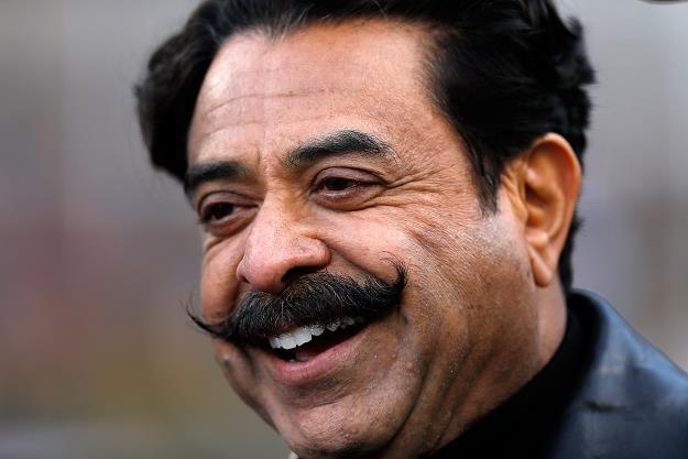 Shahid Khan, właściciel Fulham. Fot. Kevin C. Cox /Getty Images/Flash Press Media