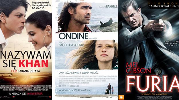 Shahrukh Khan, Alicja Bachleda-Curuś i Mel Gibson to gwiazdy tego tygodnia w polskich kinach /materiały dystrybutora