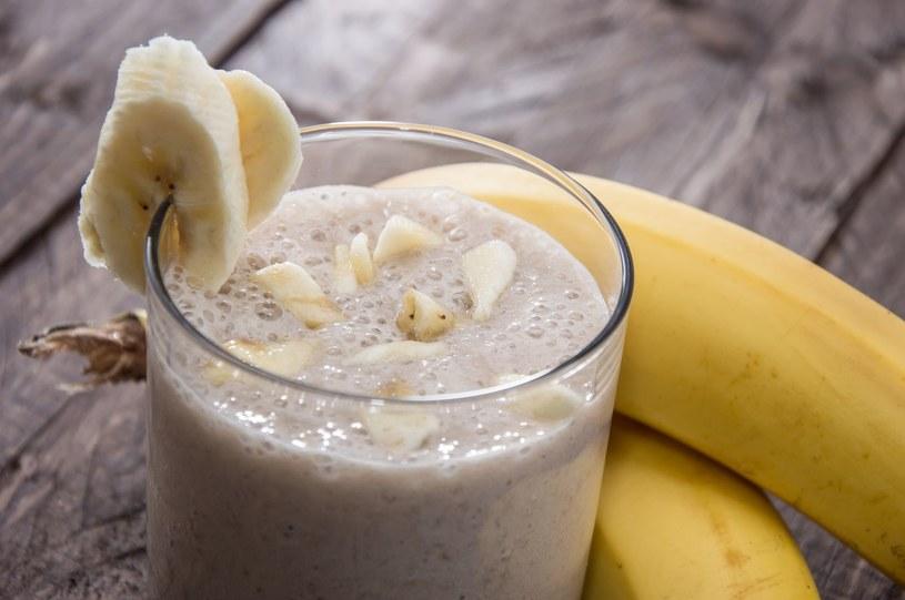 Shake bananowy /123RF/PICSEL