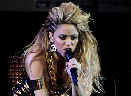 Shakira fot. Carlos Alvarez /Getty Images/Flash Press Media