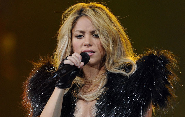 Shakira, fot. Jason Merritt   /Getty Images/Flash Press Media
