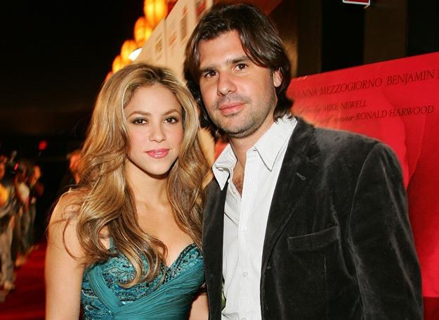 Shakira i Antonio de la Rua w 2007 roku - fot. Ethan Miller /Getty Images/Flash Press Media