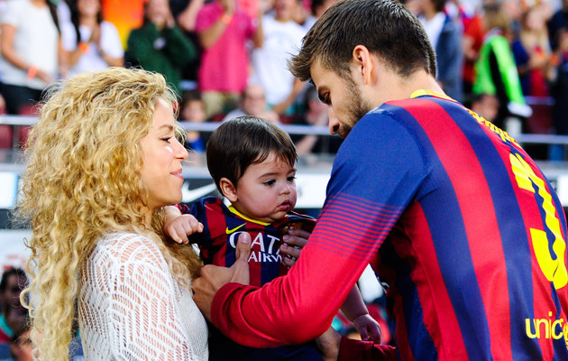 Shakira i Gerard Pique będą mieli drugiego synka /David Ramos /Getty Images