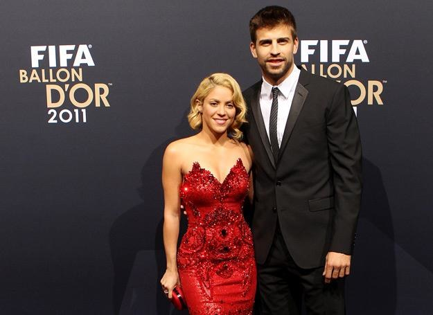 Shakira i Gerard Pique spodziewają się dziecka - fot. Scott Heavey /Getty Images/Flash Press Media