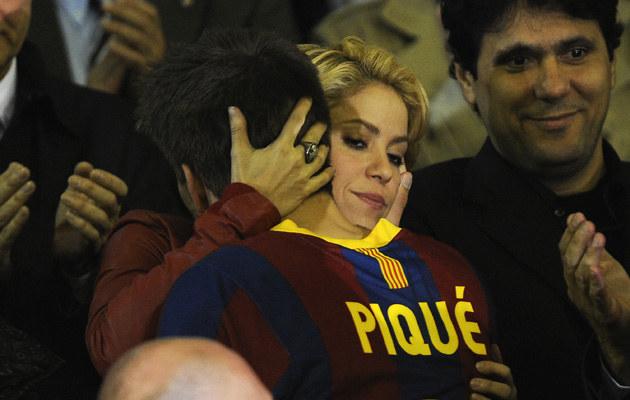 Shakira i Gerard Pique /David Ramos /Getty Images