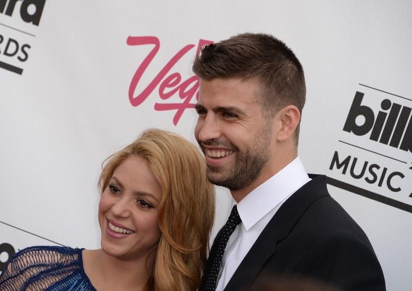 Shakira i Gerard Pique /AFP