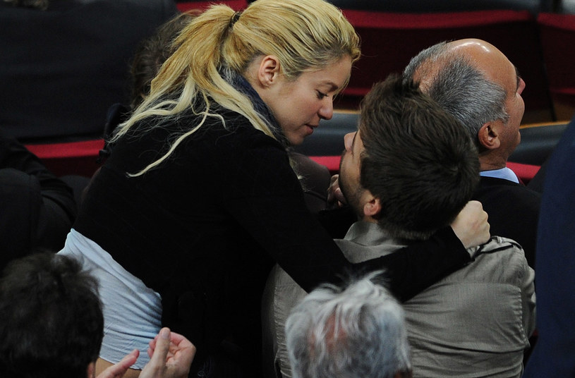 Shakira i Gerard Piquw /Jasper Juinen /Getty Images