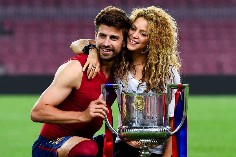 Shakira i Pique /David Ramos /Getty Images