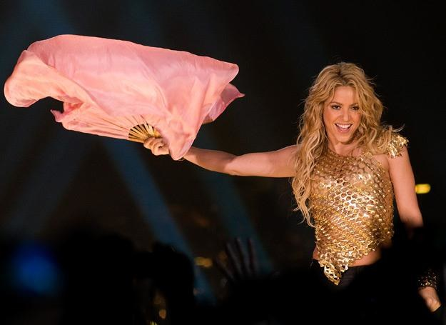 Shakira ma powody do zadowolenia - fot. Robert Marquardt /Getty Images/Flash Press Media