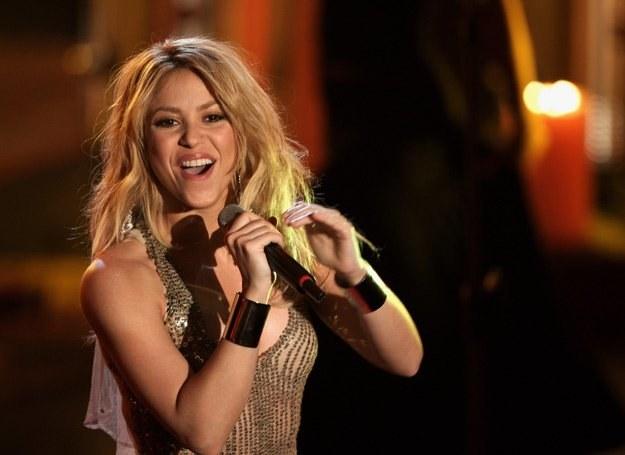 Shakira nagrała oficjalny utwór piłkarskich MŚ 2010 - fot. Miguel Villagran /Getty Images/Flash Press Media