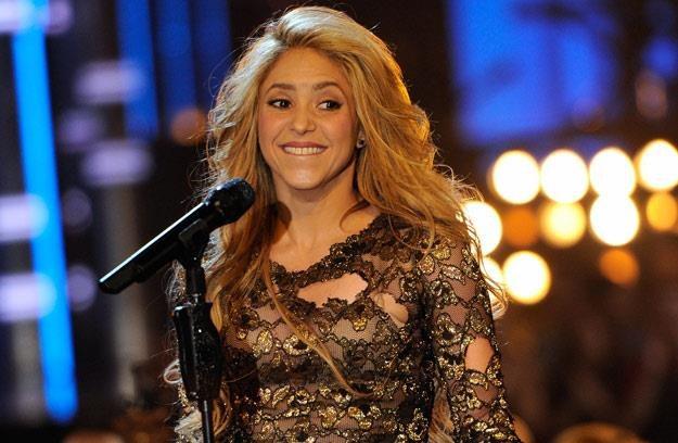 Shakira najbardziej lubianą gwiazdą! (fot. Ethan Miller) /Getty Images