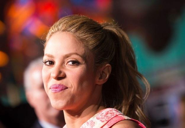 Shakira nie pojawi się na ślubie kolegi partnera? /AFP
