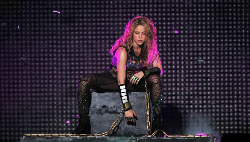 Shakira o depresji