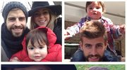 Shakira, Pique i Milan
