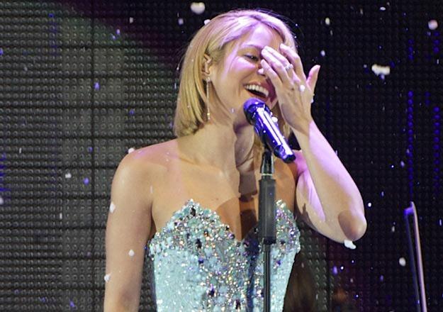 Shakira: Stałam jak sparaliżowana (fot. Carlos Alvarez) /Getty Images/Flash Press Media