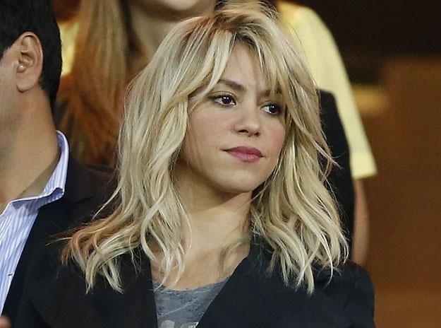 Shakira w Gdańsku nagrywała nową płytę fot. Angel Martinez /Getty Images/Flash Press Media