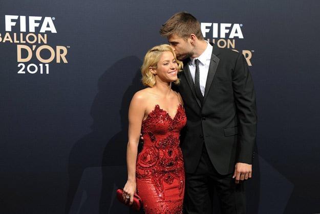 Shakira z 10 lat młodszym ukochanym - fot. imago sportfotodienst /East News