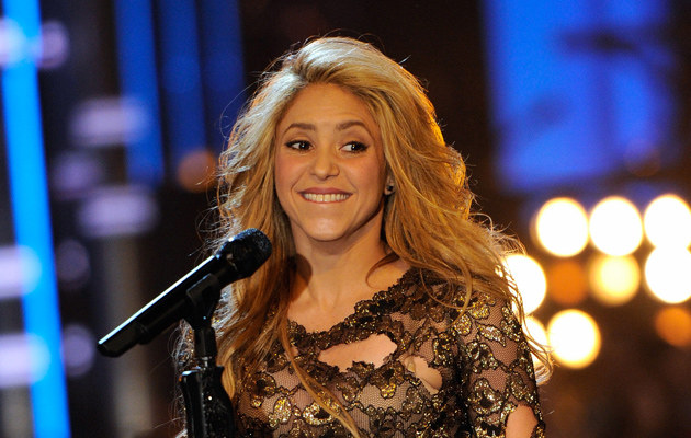 Shakira znów jest w ciąży! /Ethan Miller /Getty Images