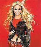 Shakira /INTERIA.PL