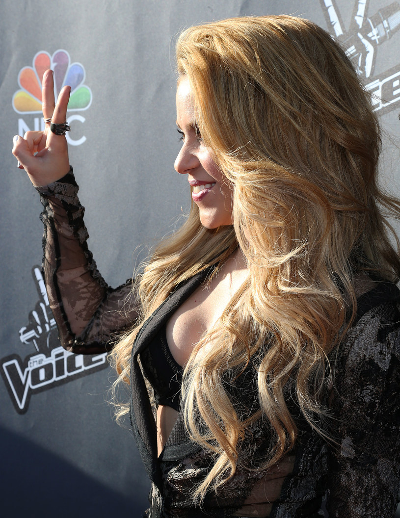 Shakira /Frederick M. Brown /Getty Images