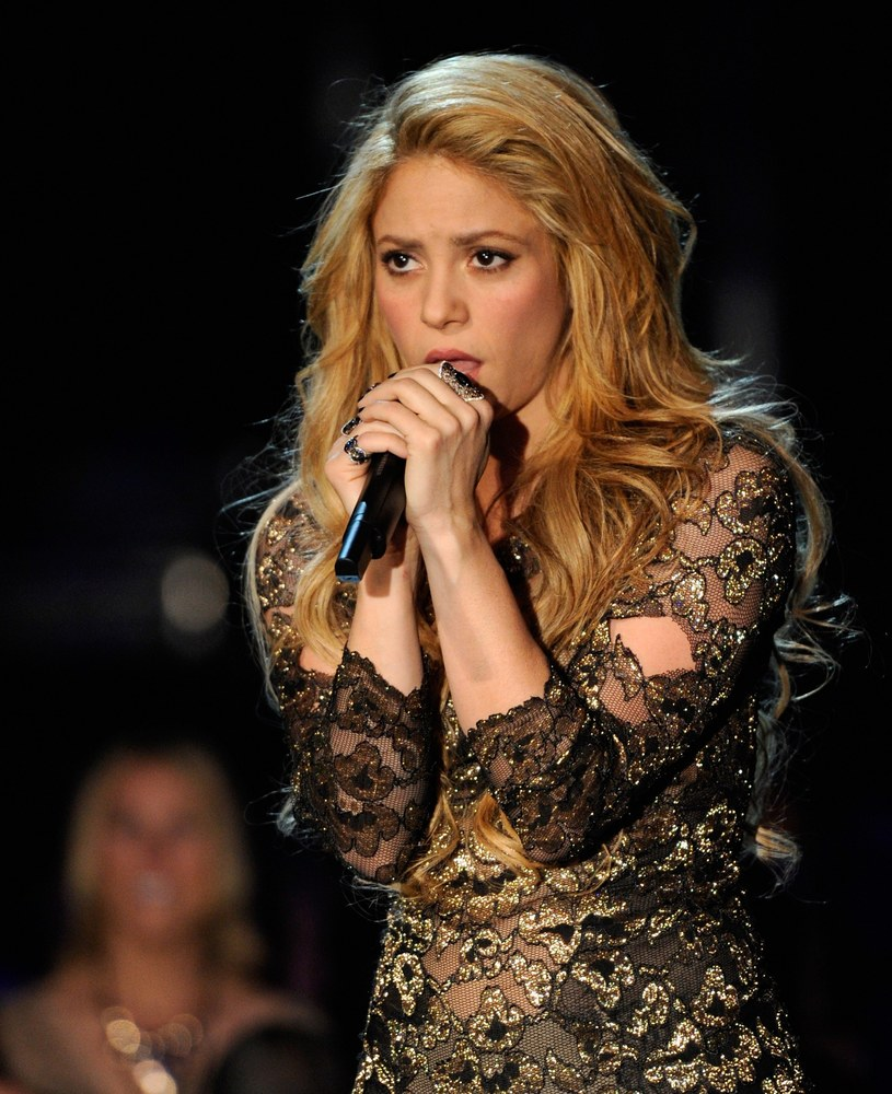 Shakira /AFP