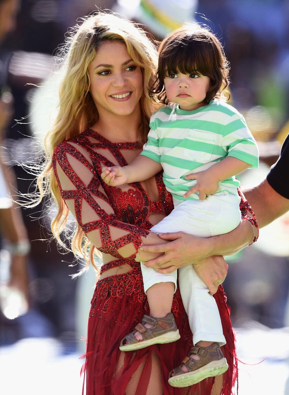 Shakira /Getty Images