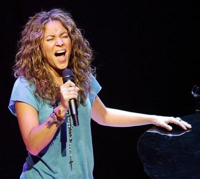 Shakira /arch. AFP