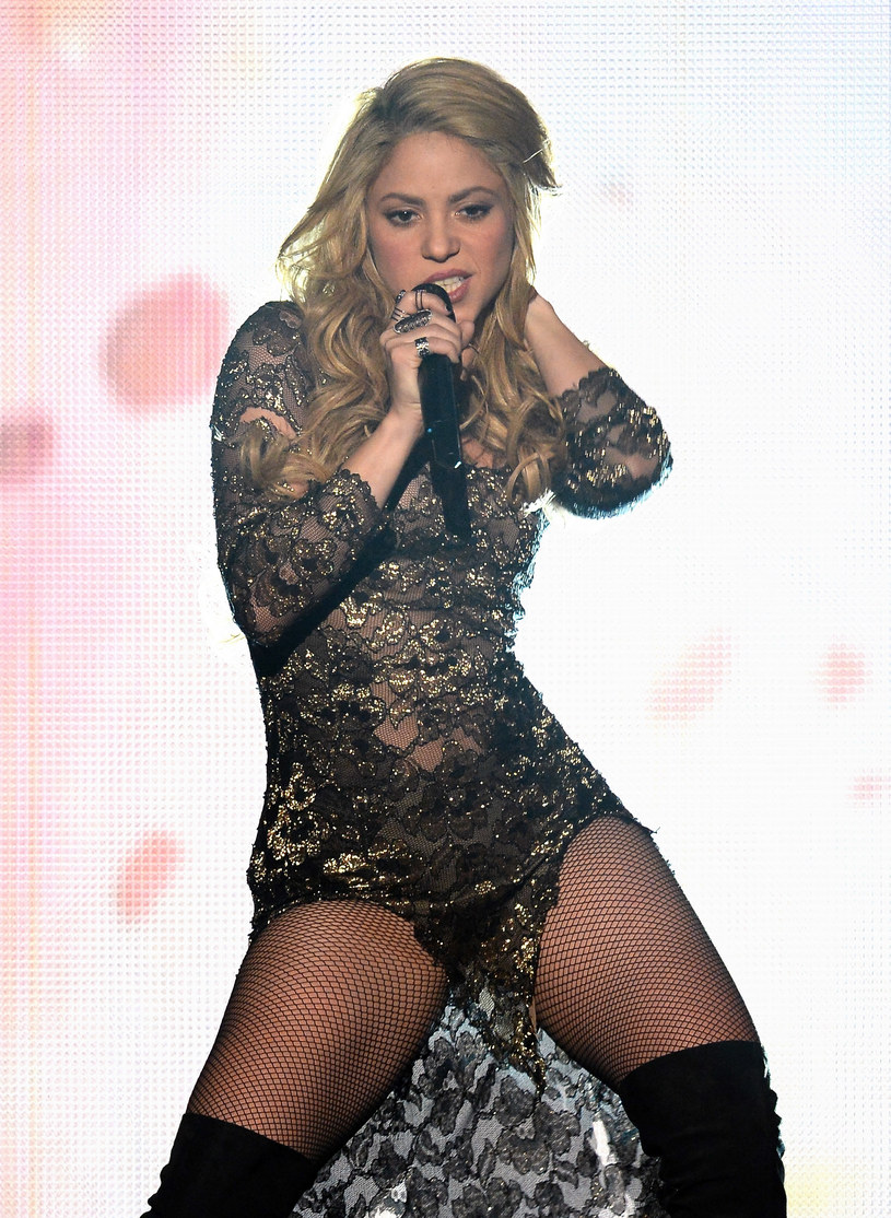 Shakira /Ethan Miller /Getty Images