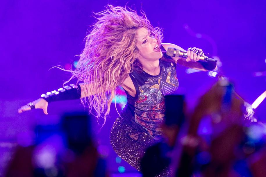 Shakira /QUIQUE GARCIA /PAP/EPA