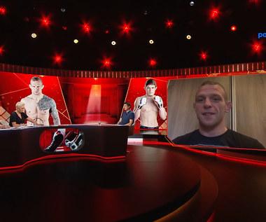 Shamil Musaev vs Michał Pietrzak na KSW 64. Wideo (POLSAT SPORT)