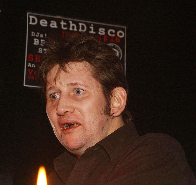 Shane MacGowan w 2003 roku /ShowBizIreland /Getty Images